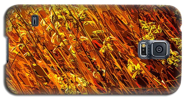 Autumn Field Galaxy S5 Case