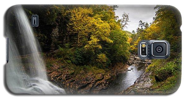 Autumn Flow Galaxy S5 Case by Serge Skiba