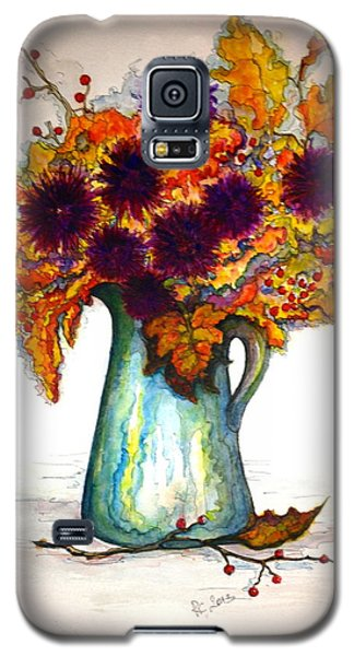 Autumn Foilage Galaxy S5 Case