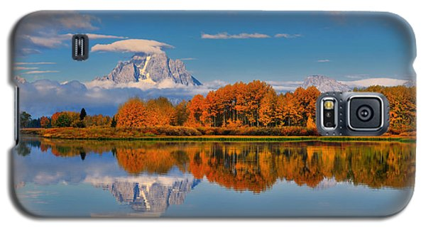 Autumn Foliage At The Oxbow Galaxy S5 Case