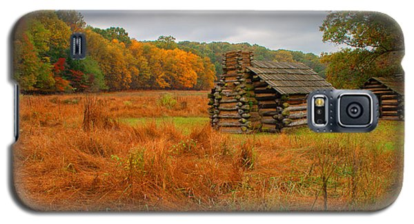 Autumn Foliage In Valley Forge Galaxy S5 Case