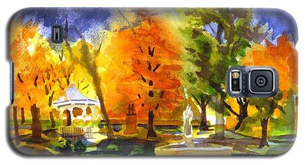 Autumn Gold 2 Galaxy S5 Case