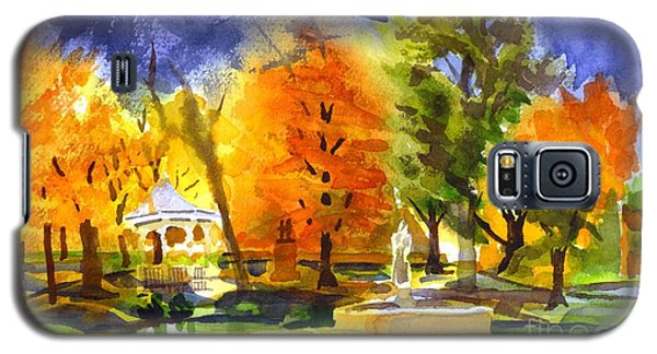 Autumn Gold 2 Galaxy S5 Case