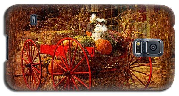 Autumn Harvest At Brewster General Galaxy S5 Case