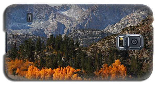 Autumn In Bishop Canyon In The Eastern Sierras Galaxy S5 Case