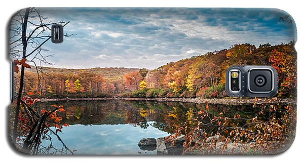 Autumn In Harriman State Park Galaxy S5 Case