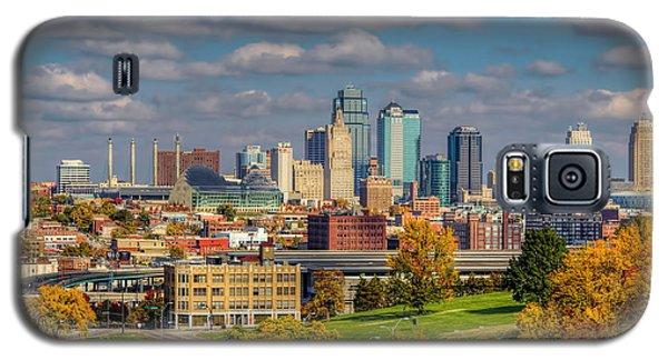 Autumn In Kansas City Galaxy S5 Case