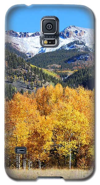 Autumn In Lake City Galaxy S5 Case