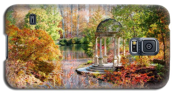 Autumn In Longwood Gardens Galaxy S5 Case