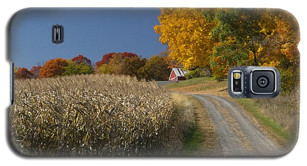 Autumn In Minnesota Galaxy S5 Case by Garry McMichael
