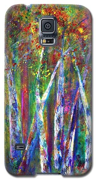 Autumn In Muskoka Galaxy S5 Case