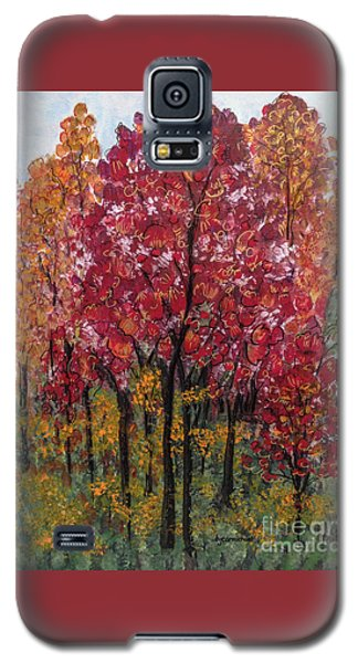 Autumn In Nashville Galaxy S5 Case