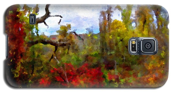 Autumn In New England Galaxy S5 Case