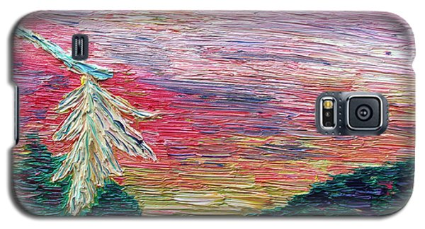 Autumn In The Air Galaxy S5 Case