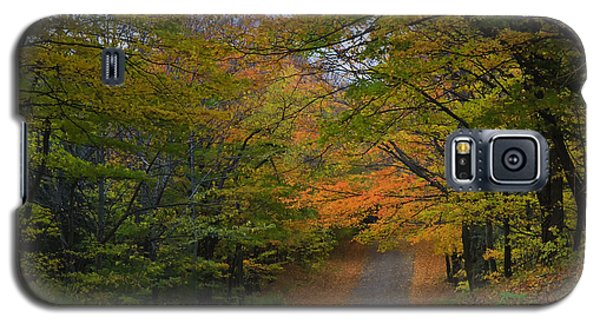 Autumn In The Caledon Hills Galaxy S5 Case