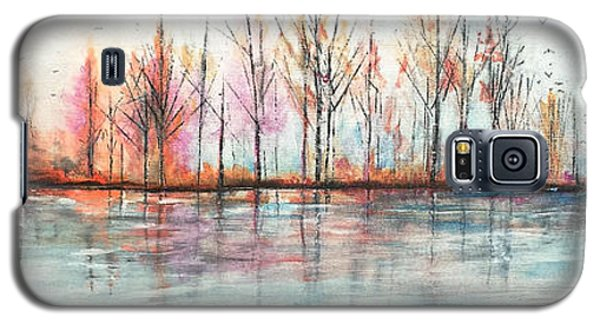 Autumn In The Hamptons Galaxy S5 Case