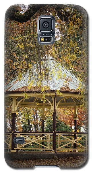 Autumn In The Park Galaxy S5 Case