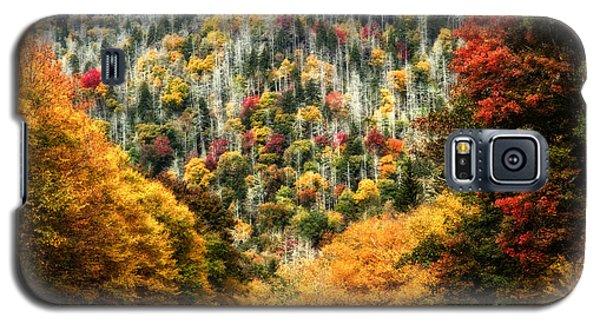 Autumn In The Smokies Galaxy S5 Case