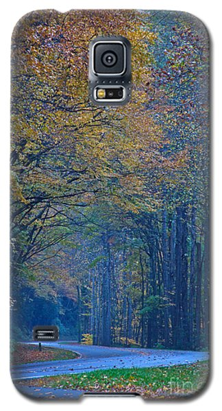 Autumn In The Smoky's  Galaxy S5 Case