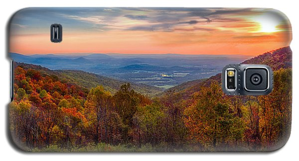 Autumn In Virginia Galaxy S5 Case by Phil Abrams