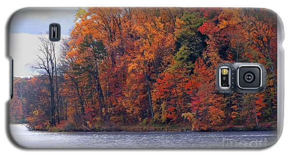Autumn Is Upon Us Galaxy S5 Case
