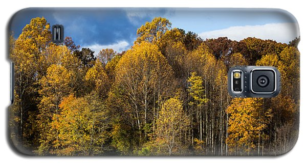 Autumn Lake Galaxy S5 Case