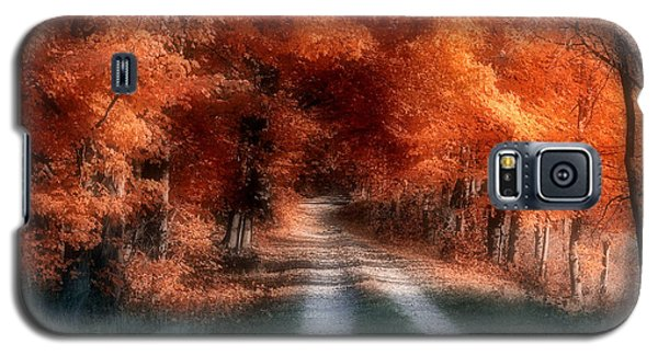 Autumn Lane Galaxy S5 Case