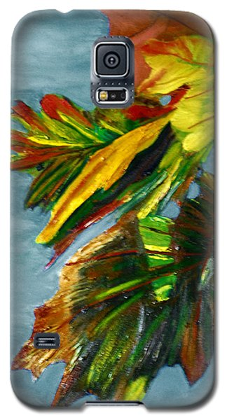 Autumn Leaves Galaxy S5 Case by Michael Daniels