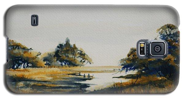 Autumn Marsh Galaxy S5 Case