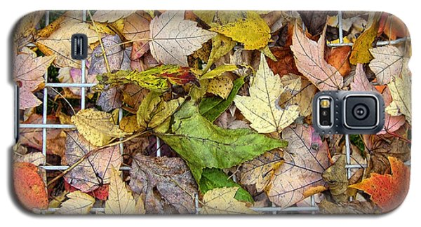 Autumn Medley Galaxy S5 Case