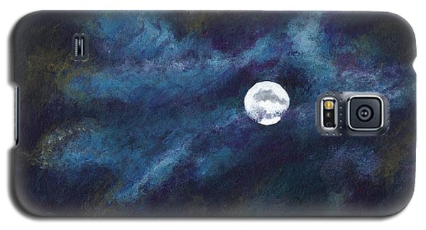 Autumn Moonscape Galaxy S5 Case