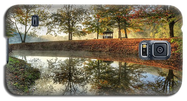 Autumn Morning Galaxy S5 Case by Jaki Miller