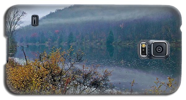 Galaxy S5 Case featuring the photograph Autumn Myst by Christian Mattison