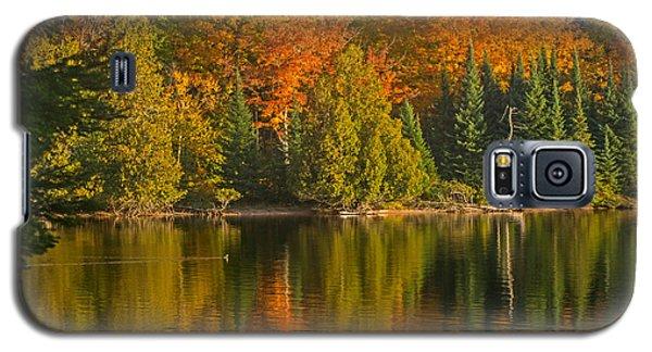 Autumn On Grand Sable Lake Galaxy S5 Case