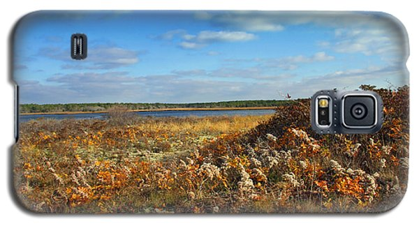 Galaxy S5 Case featuring the photograph Autumn On The New England Coast by Brooke T Ryan