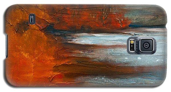 Autumn On The Sound Galaxy S5 Case