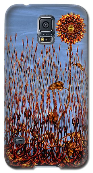 Autumn On Venus Galaxy S5 Case by Deborah Smith