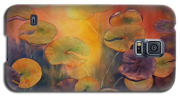 Autumn On Winslow Lake Galaxy S5 Case