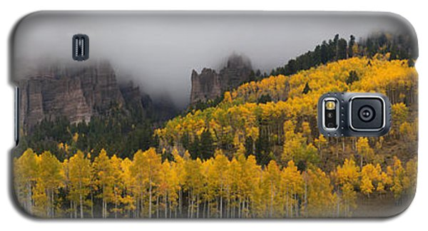 Autumn Panoramic Galaxy S5 Case by Morris  McClung