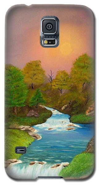 Autumn Retreat Galaxy S5 Case by Sheri Keith