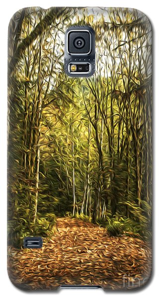 Autumn Galaxy S5 Case by Sandi Mikuse