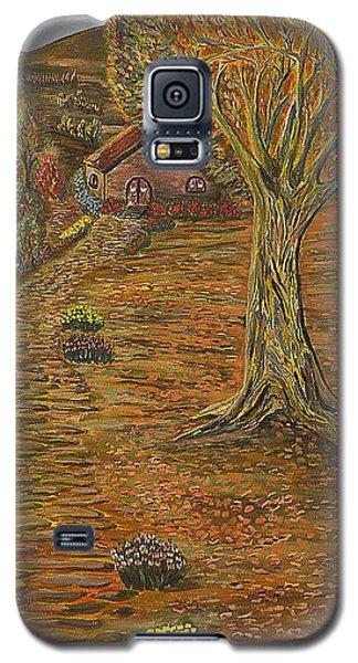 Autumn Sequence Galaxy S5 Case