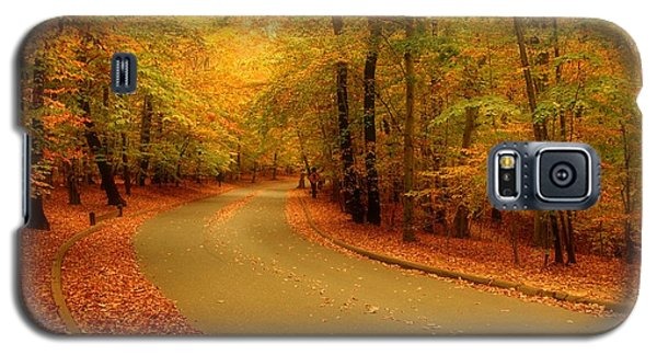 Autumn Serenity - Holmdel Park  Galaxy S5 Case