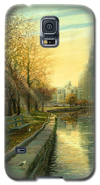 Autumn Serenity II Galaxy S5 Case by Doug Kreuger