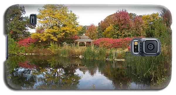 Autumn Serenity Galaxy S5 Case by Teresa Schomig