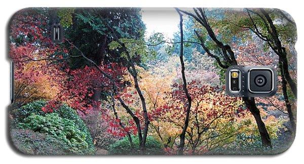 Autumn Smile Galaxy S5 Case by Marlene Rose Besso