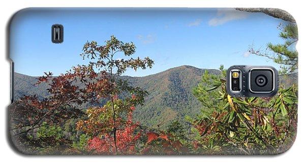 Autumn Smoky Mountains Galaxy S5 Case by Melinda Fawver