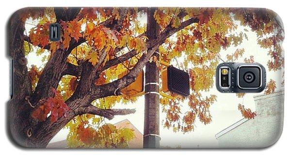 Autumn South Charles Street Galaxy S5 Case