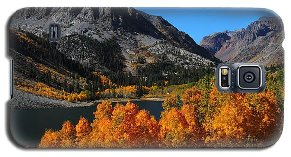 Autumn Splendor At Lundy Lake In The Eastern Sierras Galaxy S5 Case