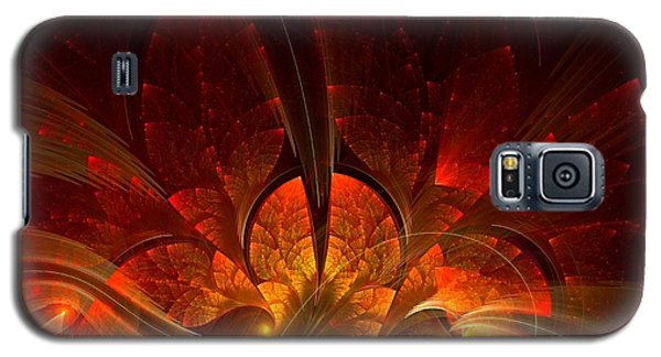 Autumn Splendor Galaxy S5 Case by Lea Wiggins